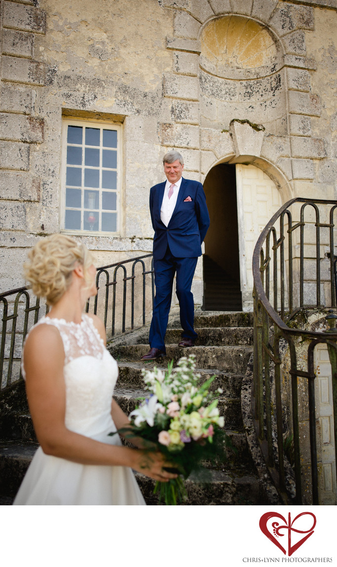 Chateau St Loup Wedding Photos, 4
