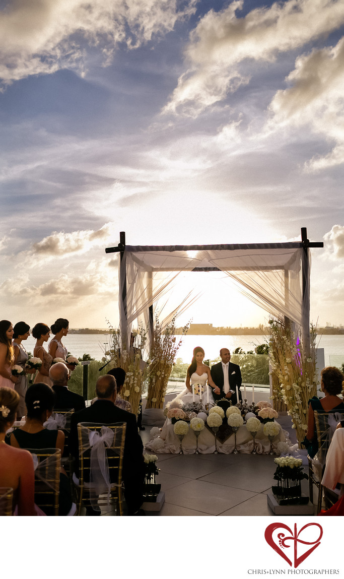 Le Blanc Spa Resort Cancun Wedding Ceremony