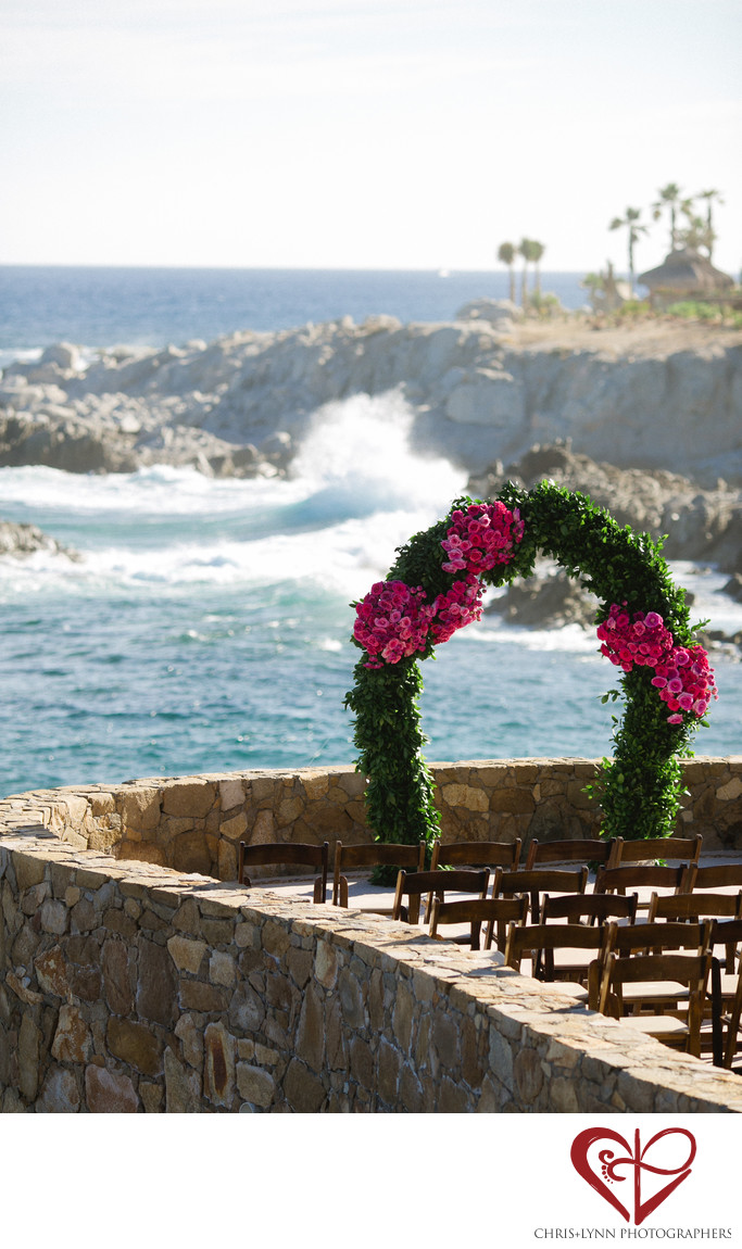 Esperanza Resort Cabo Ceremony Site