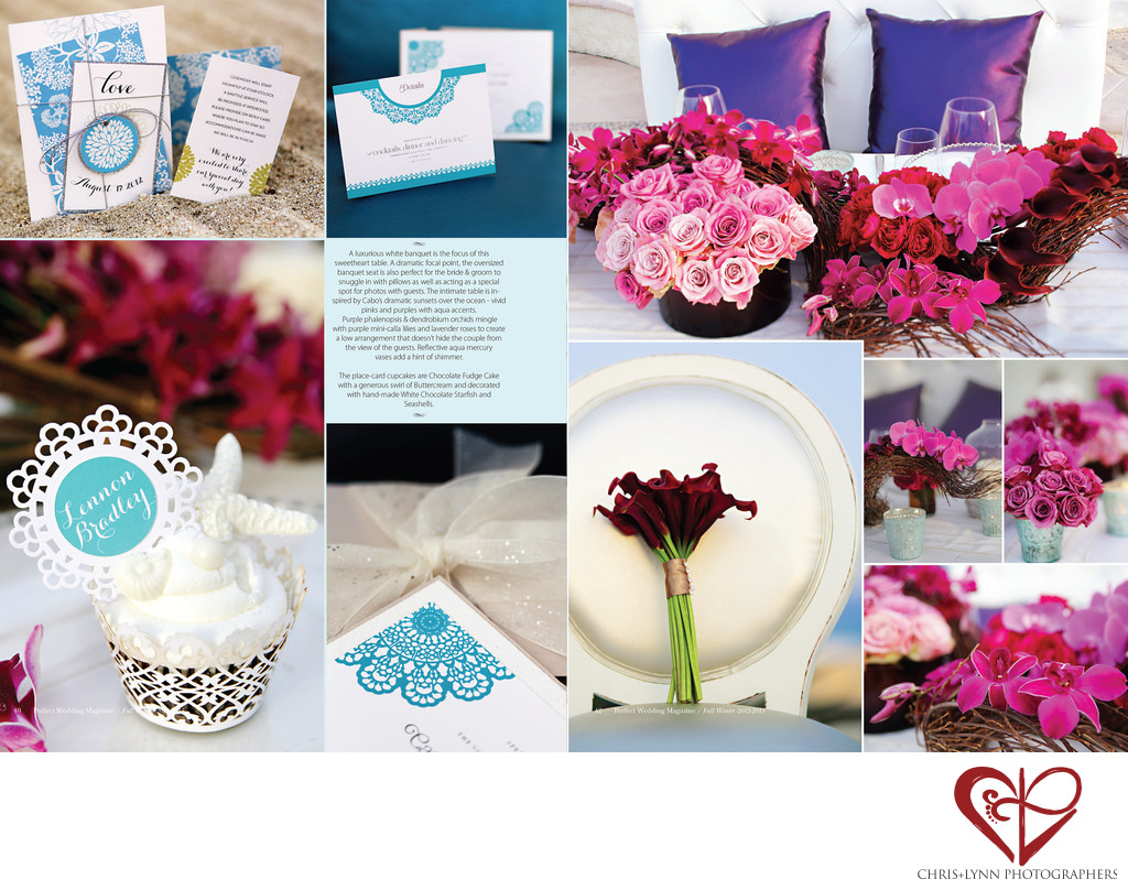 PW MAGAZINE - LAS VENTANAS FLORAL & DECOR EDITORIAL 2