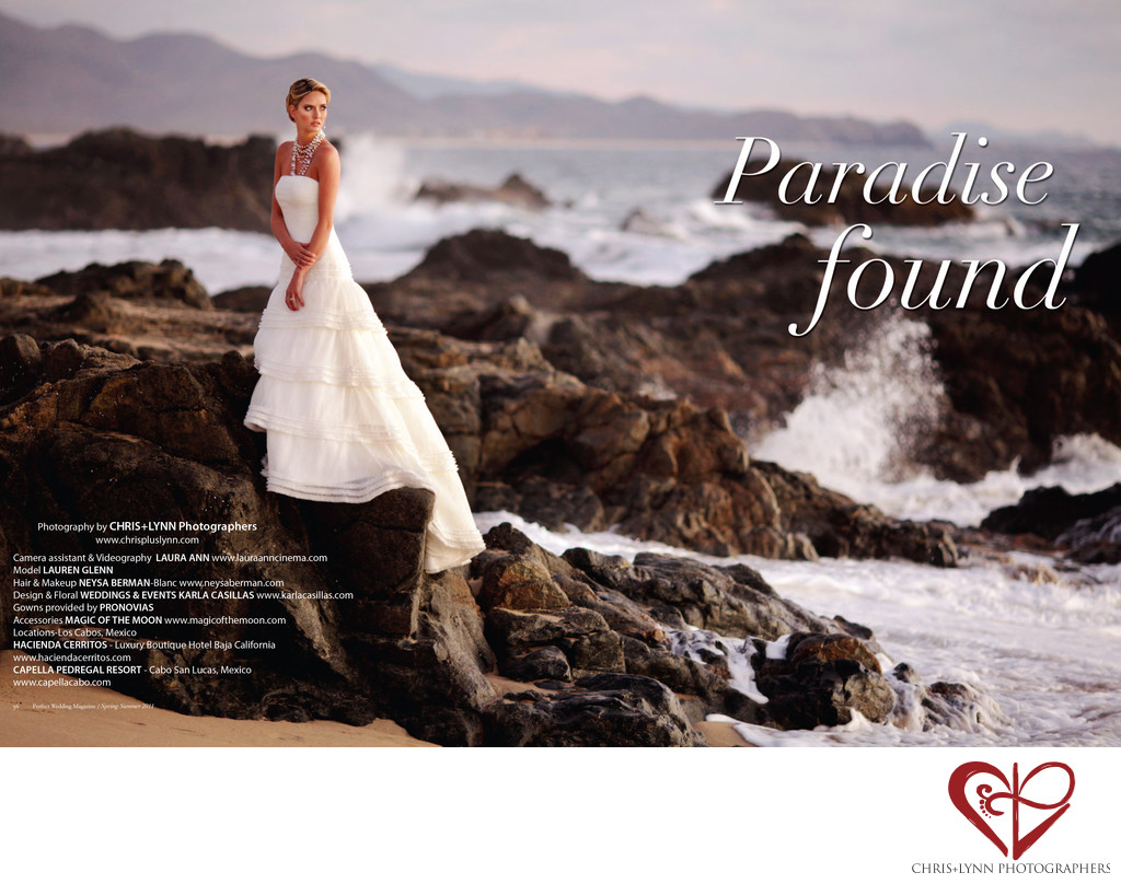 PW SS2011 - PERFECT WEDDING CABO EDITORIAL