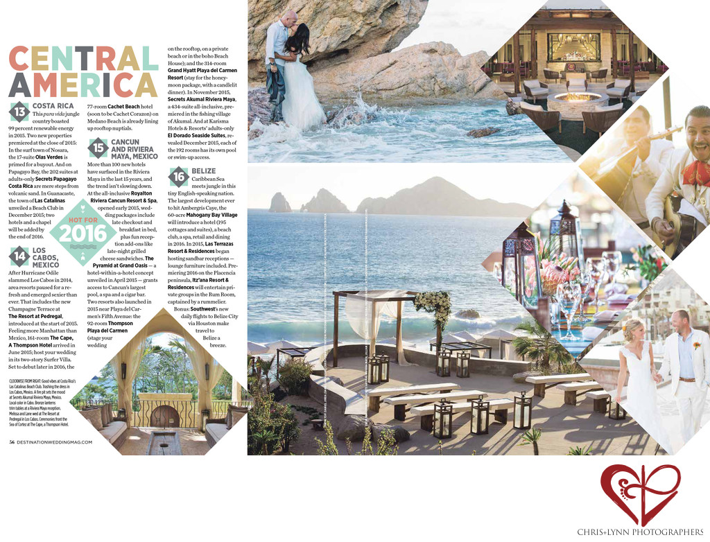 THE CAPE HOTEL - DESTINATION WEDDINGS & HONEYMOONS