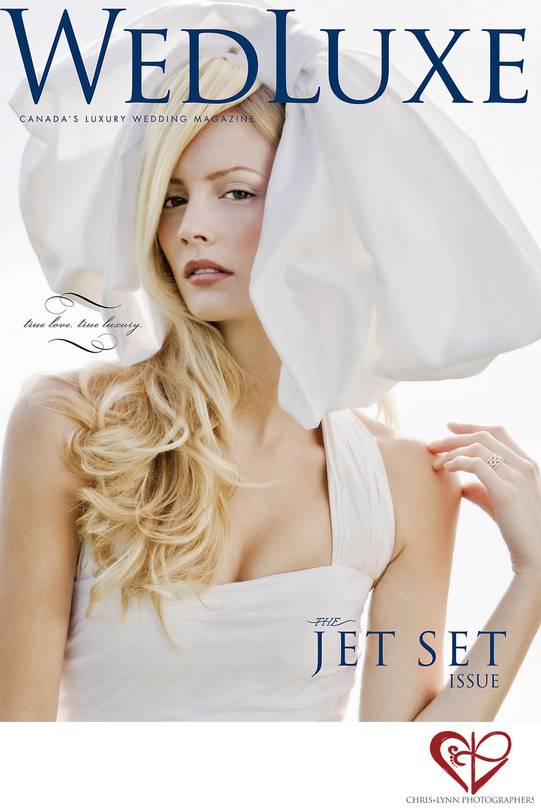 WEDLUXE - FRENCH CHATEAU WEDDING COVER