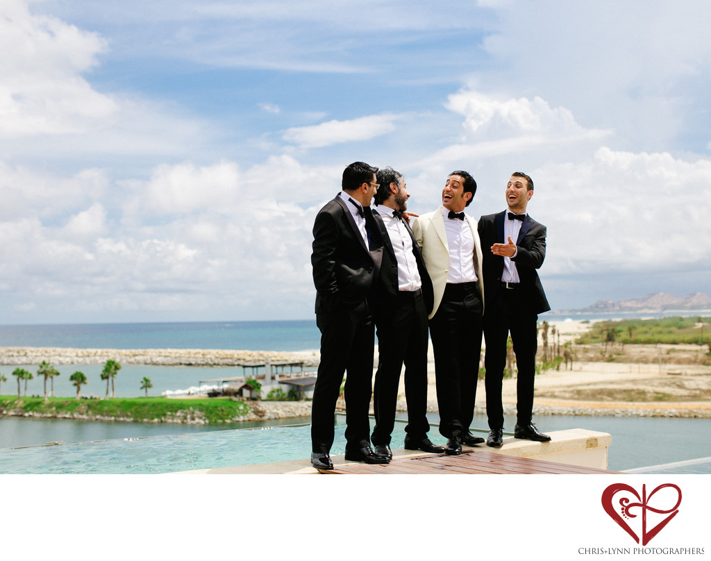 El Ganzo Hotel Cabo Wedding Photographers