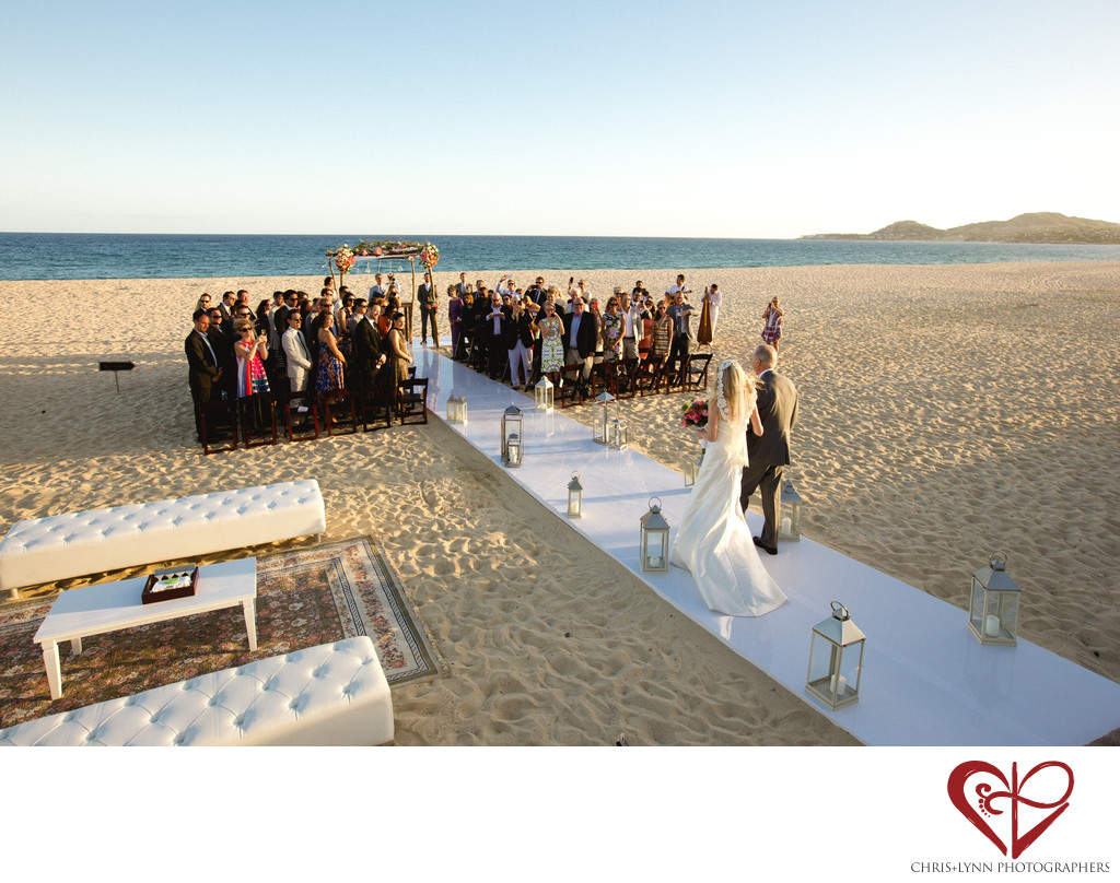 Club Campestre Wedding Ceremony, Mexico