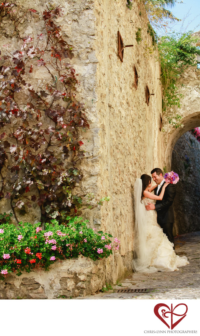 Ravello Italy Destination Wedding Photographers