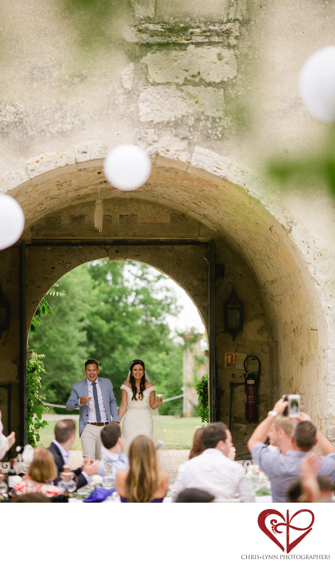 Chateau Malliac Wedding Pictures 61