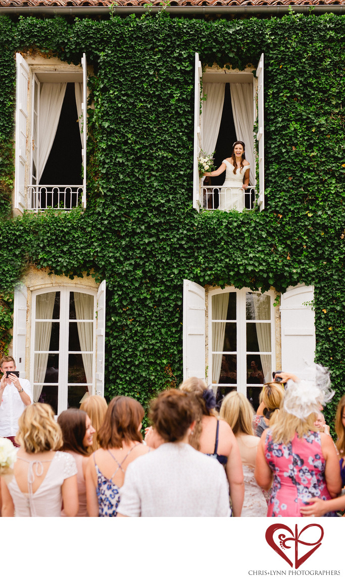 Chateau Malliac Wedding Photography 57