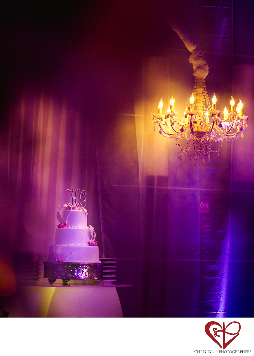 Le Blanc Resort Wedding Cake