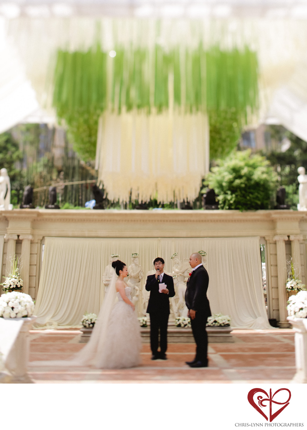 Wedding in Xian, Ceremony Photos