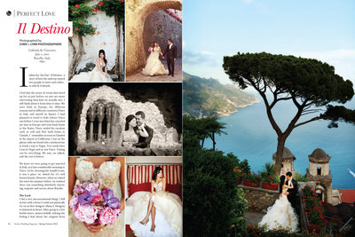 PWSS2012 - RAVELLO WEDDING