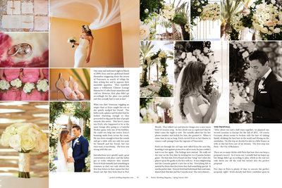 PW MAGAZINE - ESPERANZA WEDDING FEATURE 1