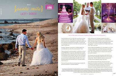 ST REGIS PUNTA MITA WEDDING - I DO MAGAZINE