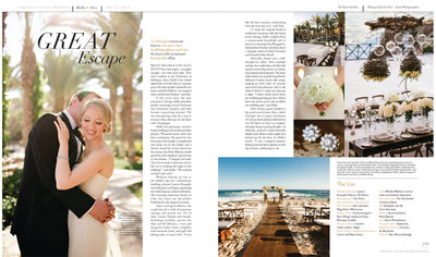 MODERN LUXURY BRIDES - ESPERANZA WEDDING