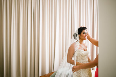 Hotel El Ganzo Persian Wedding, Bride Prep 3