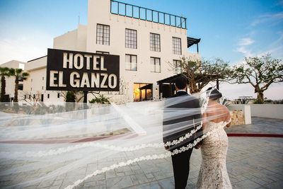 Wedding at Hotel El Ganzo, Persian Bride and Groom 5