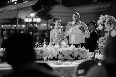China Destination Wedding, X'ian Reception Pictures