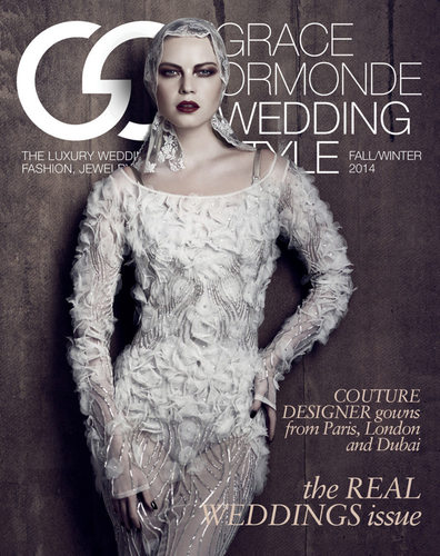 GRACE ORMONDE COVER