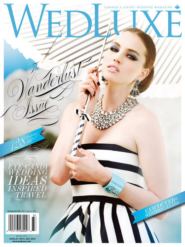 WEDLUXE COVER
