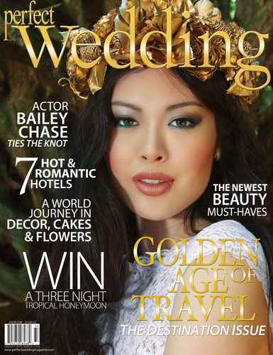 PERFECT WEDDING - CHINA COVER