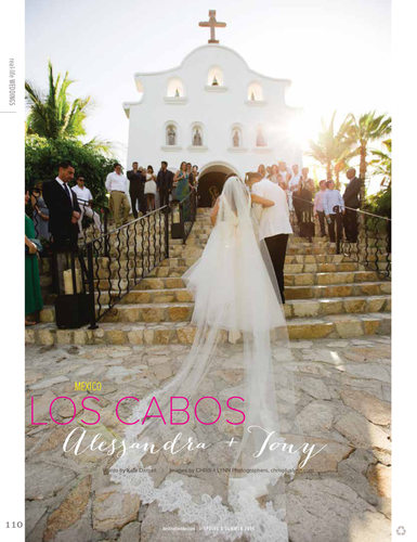 DESTINATION I DO - PALMILLA WEDDING