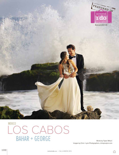 DESTINATION I DO - PERSIAN WEDDING IN CABO