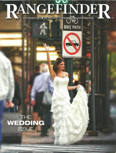 RANGEFINDER WEDDING COVER