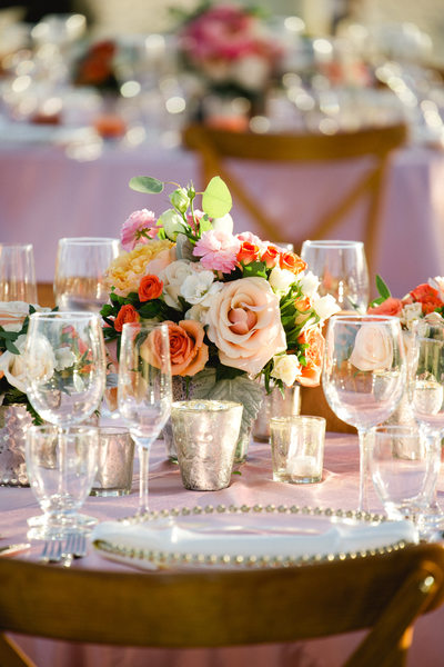 Club Campestre Beach Wedding, Decor Photo