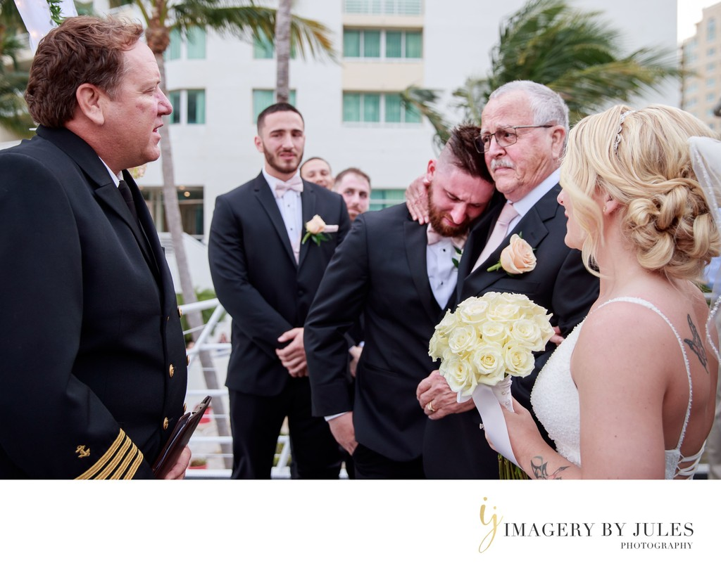 Sun Dream Yacht Wedding Photographer