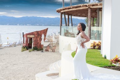 Amber & Marcus Grand Velas Riviera Nayarit Wedding