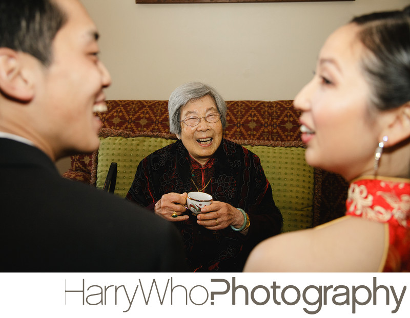 Chinese Tea Ceremony Image
