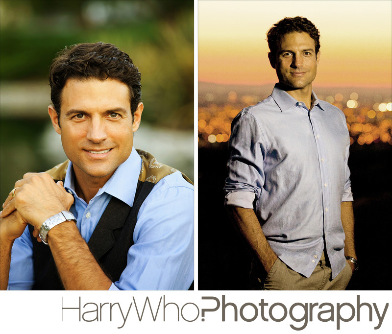Outdoor Headshot Photographer in Los Gatos