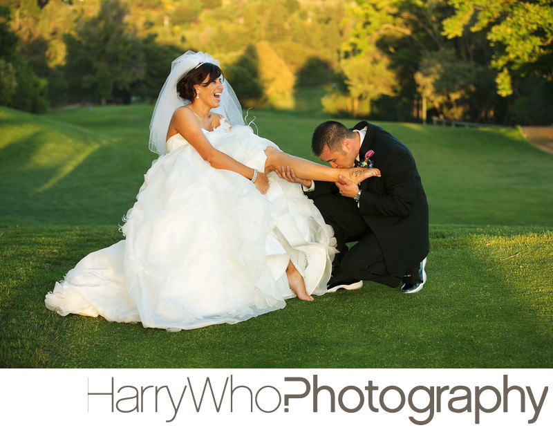 San Jose Country Club Wedding