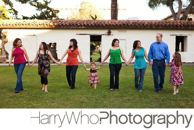 Willow Glen Family Photographer