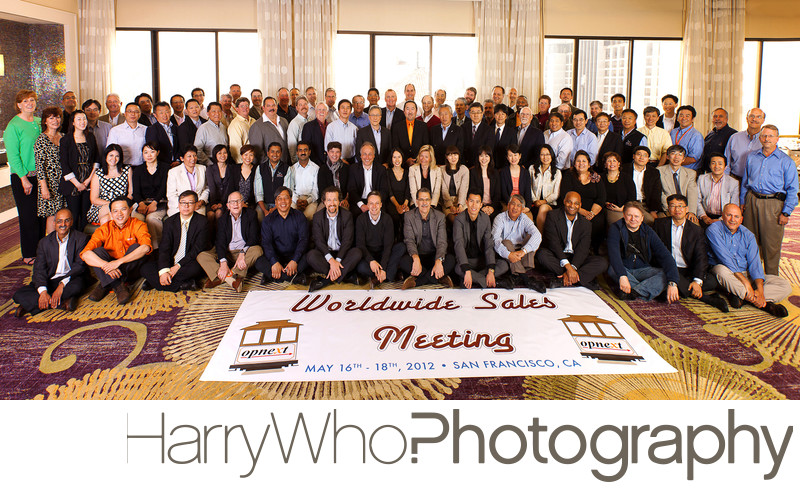 Company Group Photo Photographer San Jose