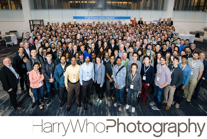 Corporate Group Photo Photographer San Francisco