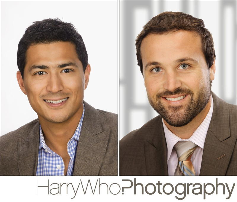 Corporate Executive Head shot in Santa Clara