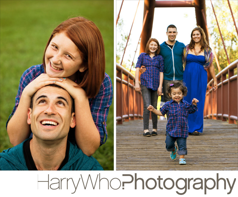 Cute Collage of Family photos