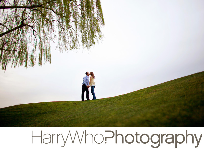 Pleasanton Engagement Session Image