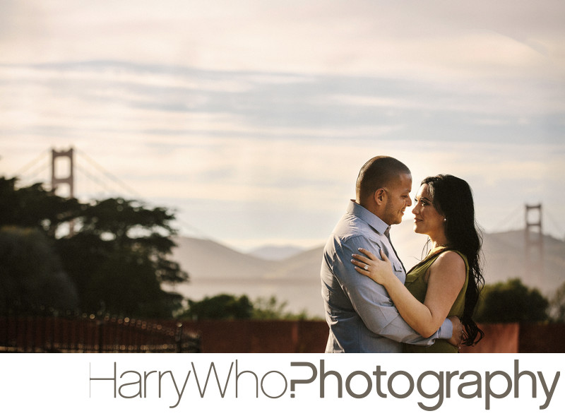 SF Presidio Engagement Session Image
