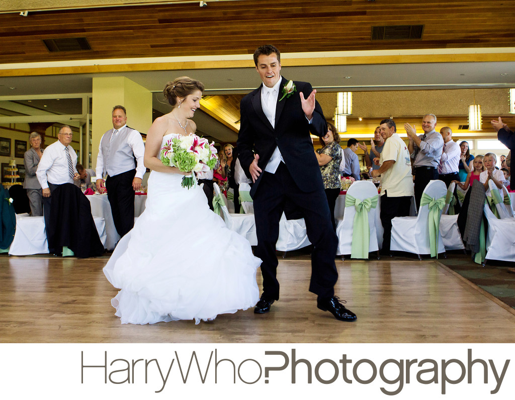 Cinnabar Hills Golf Club Wedding