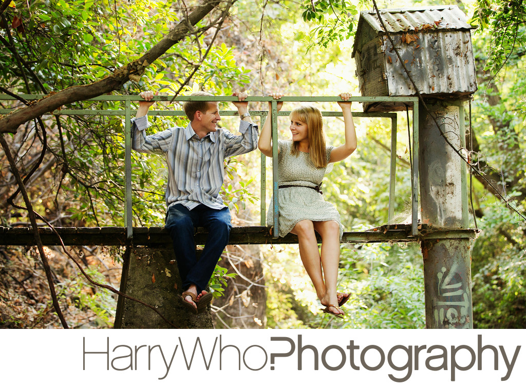 Cute Engagement Image