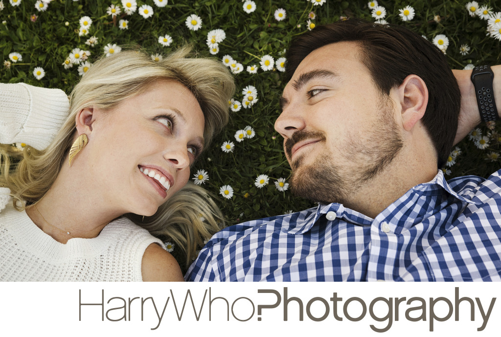 Engagement Session Photo in Los Gatos