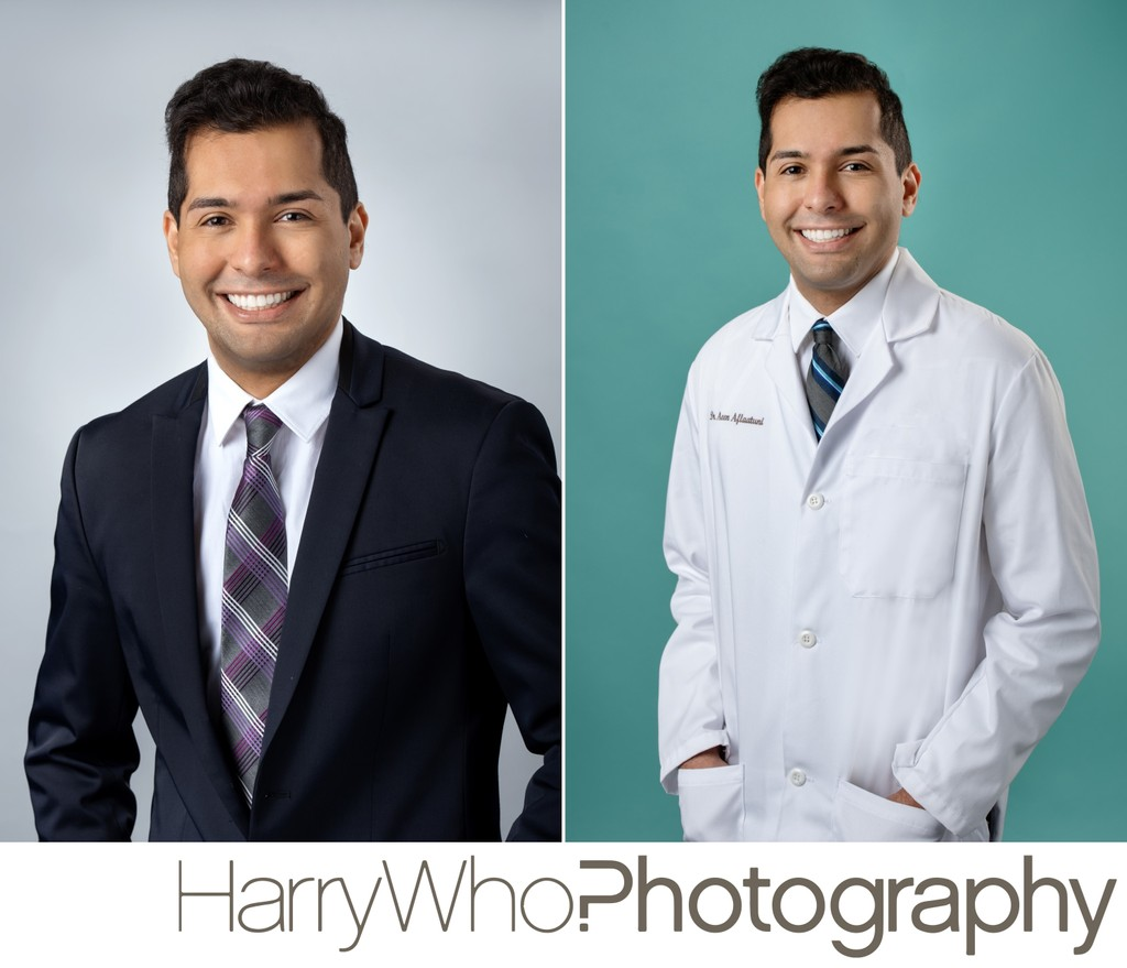 San Jose Dentist Website Profile Headshot