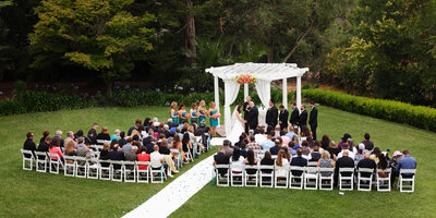 Wedding at Palmdate Estates