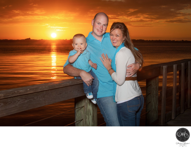 Best Family Photographer Melbourne Beach Florida