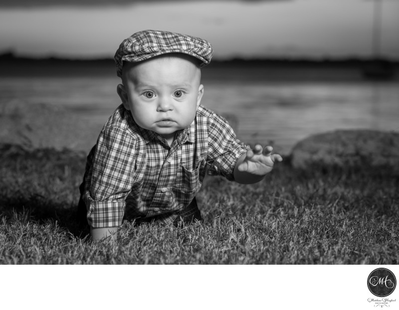 Baby Photographer Melbourne Beach Florida