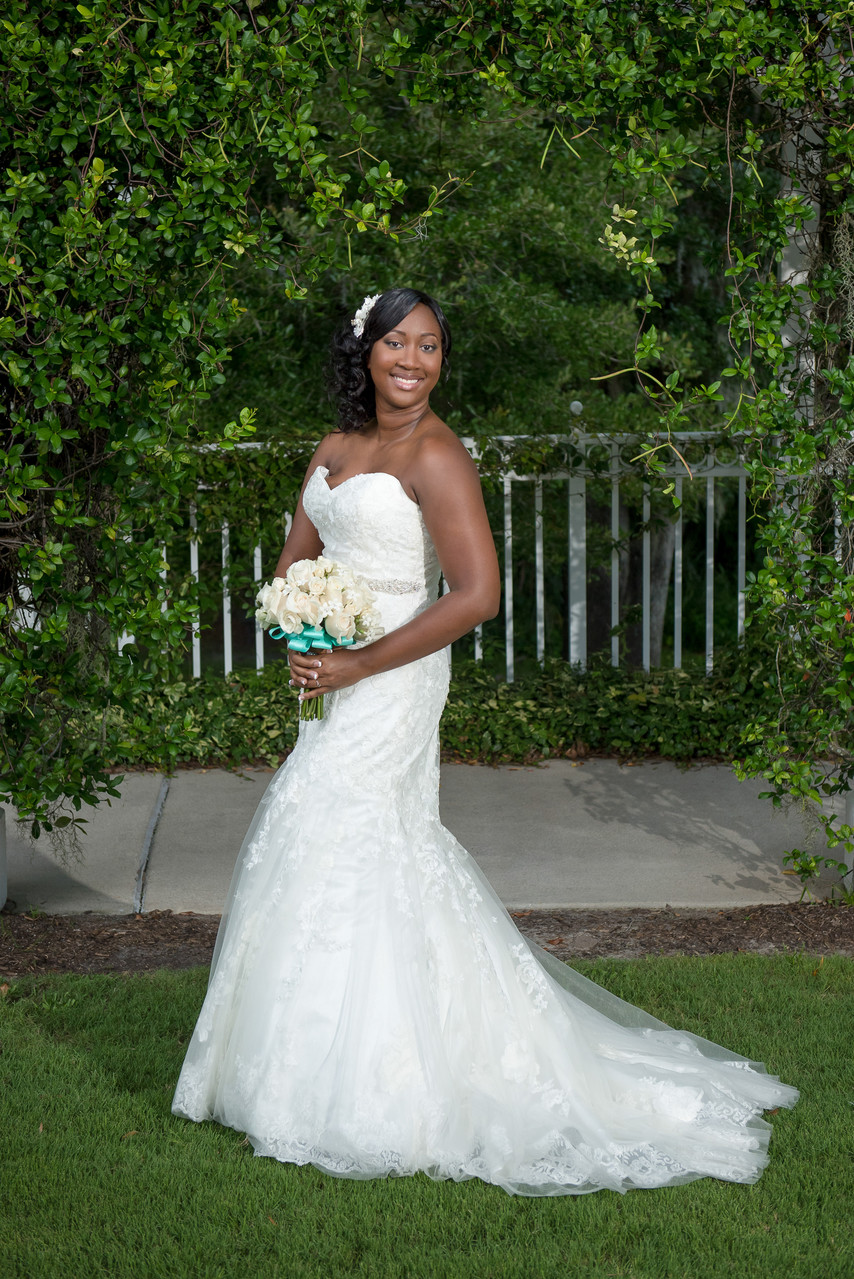 Lake Mary Event Center Bridal Portraits