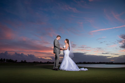 Duran Golf Course Wedding Photography