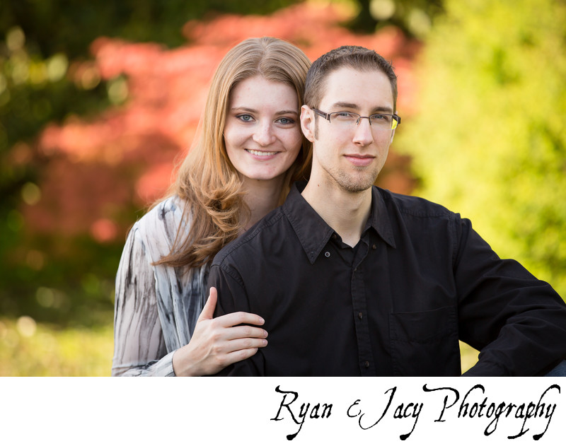 Engagement Photographers Fairhaven